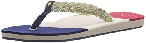 GANT FOOTWEAR St Bart, Sabot donna, Multicolore (Mehrfarbig (walnut brown  G44)), 39