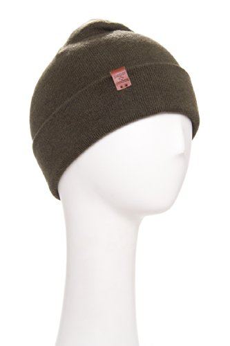 BICKLEY + MITCHELL Unisex Marino Beanie Hat
