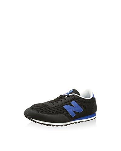 New Balance Zapatillas U410 Negro / Azul
