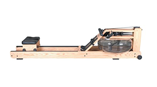 WaterRower Natural Rowing Machine in Ash Wood with S4 Monitor (Concept 2 Model D compare prices)