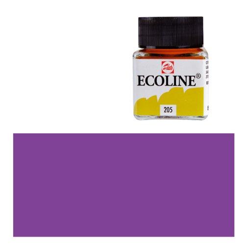 Ecoline-fluessige wasserfarbe blauviolett - 30 ml