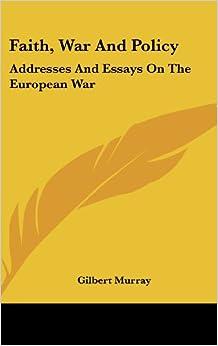 Essays on faith healing
