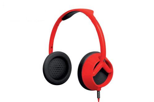 Headphone Trooper Red/Bla