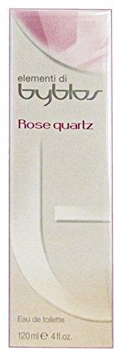 BYBLOS Edt donna rose quartz 120 ml. - Profumo femminile