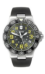 Victorinox Swiss Army Summit XLT Strap Charcoal Dial Men's Watch #241412