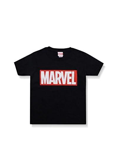 ZZ-Marvel Camiseta Manga Corta Core Logo