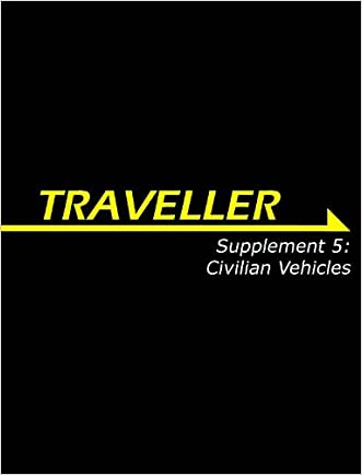 Traveller Supplement 5: Civilian Vehicles (Traveller Sci-Fi Roleplaying) written by Simon Beal