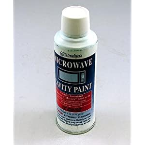 MICROWAVE CAVITY PAINT 98QBP0302