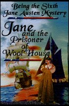 Jane and the Prisoner of Wool House Hörbuch