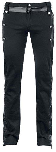 Vixxsin -  Pantaloni da abito  - Uomo nero W36/L34