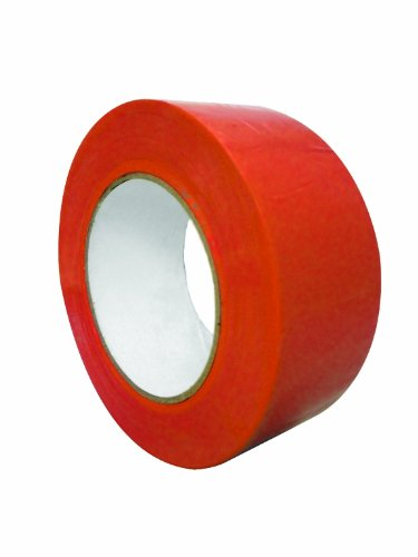 "American Educational Products Floor Tape, 2"" x 60-Yard, Orange - 1"
