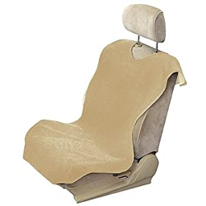 car seat towel tan color seat cover protection automotive. Black Bedroom Furniture Sets. Home Design Ideas