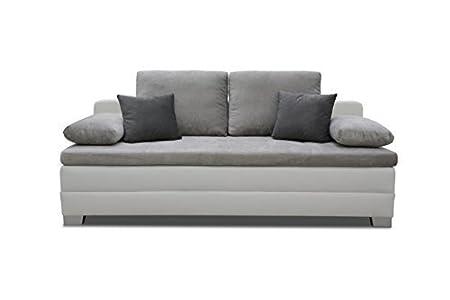 2-plazas Noka 2er sofá cojín de sofá cama la función cama 01344