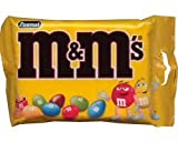 M&m's Peanut 115g Bags (box of 12)