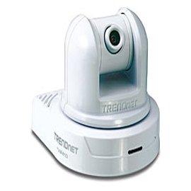 New Camera Server Tv-Ip410 Pan/Tilt Internet Camera Server Real-Time Security Surveillance