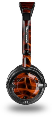 Skullcandy Lowrider Headphone Skin - Fractal Fur Tiger - Headphones Not Included