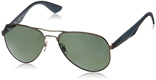 Ray-ban-Unisex-Adults-Mod-3523-Sunglasses-matte-gunmetal-matte-gunmetal-size-59