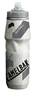 Camelbak Podium Big Chill 25 oz Bottle, Clear/Carbon