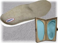Custom Arch Supports Custom Insoles; Made at Home by ArchCrafters
