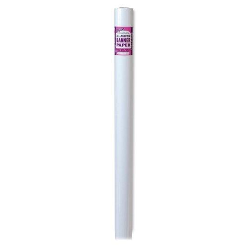 Pacon-Banner-Roll-36X75-White