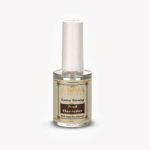 Extra Strong Nail Hardener with Dead Sea Salt (Aroma Nail Polish compare prices)