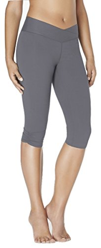 Yummie by Heather Thomson Women's Cotton Wow Candace Capri