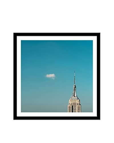 Photos.com by Getty Images Empire State Building NY, NY Artwork On Framed Paper