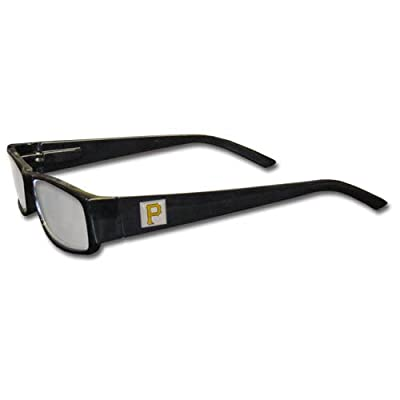 MLB Pittsburgh Pirates Team Logo +2.00 Reading Glasses