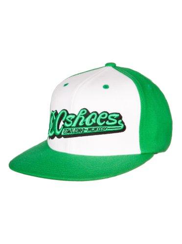 DC Shoes - Berretto, uomo, Verde (Emerald), XL
