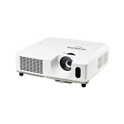 Hitachi Cp-X4015Wn Lcd Projector 1024X768 Xga 3000:1 4000 Lumens Hdmi Vga Usb Speaker Ethernet