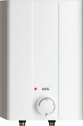 AEG 221117 Hoz 5 Basis offener Warmwasser Kleinspeicher 2 kW, 230 V, weiß