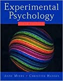 img - for Experimental Psychology 6th (sixth) edition Text Only book / textbook / text book
