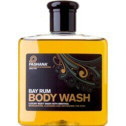 Pashana Bay Rum Body Wash (250ml)