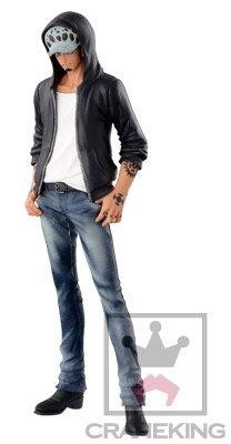 banpresto-figure-one-piece-trafalgar-law-jeans-freak-17cm-verb-white-t-shirt