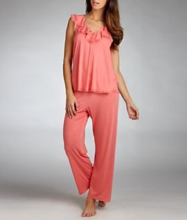 Sugar and Spice Knit Pajama Set