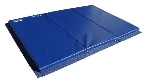 Z Athletic V4 Folding Mat Gym Workout Padding 2 Inch