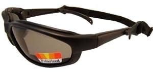 Freedom Ski Snowboard Polarized Foam Padded Sunglasses Glasses