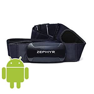 Zephyr HxM Bluetooth Wireless Heart Rate Sensor for Android and Windows Phone 8 by Zephyr Technology Corporation