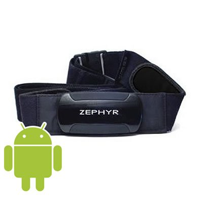 Zephyr Zephyr HxM Bluetooth Wireless Heart Rate Sensor for Android and Windows Phone 8