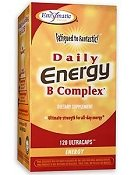 Fatigued To Fantastic Daily Energy B Complex Enzymatic Therapy Inc. 30 Caps