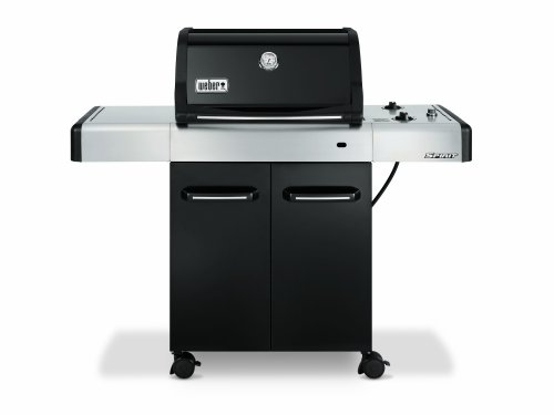 weber 4411001 spirit e 210 propane grill black. Black Bedroom Furniture Sets. Home Design Ideas