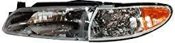 TYC 20-5122-09 Pontiac Grand Prix Driver Side Headlight Assembly