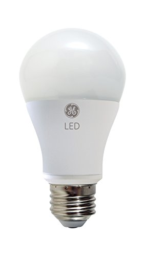 Ge Lighting 89943 Energy-Smart Led 11-Watt, 920-Lumen A19 Bulb With Medium Base, Daylight, 1-Pack