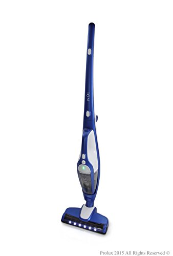 Prolux Ion Battery Powered Bagless Cordless Stick Vac Vacuum Electric Broom (Hardwood Floor Vacuum Cordless compare prices)
