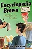 img - for Encyclopedia Brown Finds the Clues book / textbook / text book