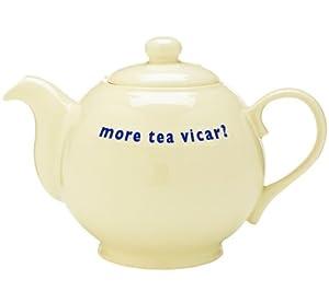 Big Tomato Company more tea vicar large teapot