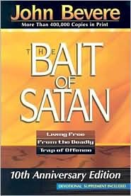 The Bait of Satan: Living Free From the Deadly Trap of Offense (10th Anniversary Edition with Devotional Supplement)
