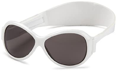 Banz Retro Baby Sunglasses - White