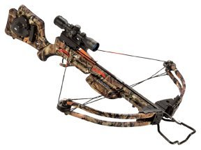 Wicked Ridge Invader HP Premium Crossbow Package, 180-Pound