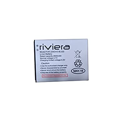 Riviera-2600mAh-Battery-(For-Lenovo-BL222)